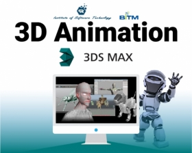 Online Training on 3D Animation