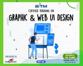 Graphic & Web UI Design [Offline Course](1st batch)