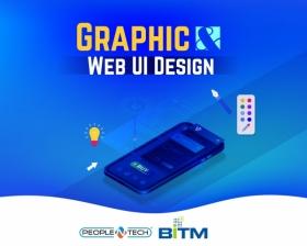 Graphic and Web UI Design