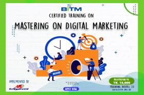 Mastering on Digital Marketing(4th batch)