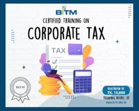Certificate Course on Corporate Tax