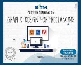 Online Training on Graphic Design for Freelancing(10th batch)