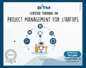 Online Training on Project Management for Startups(3rd batch)