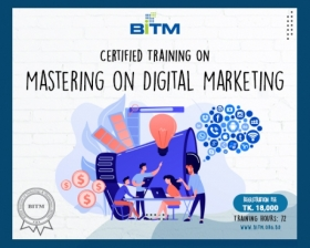 Mastering on Digital Marketing(1st batch)