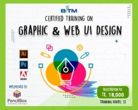 Graphic & Web UI Design