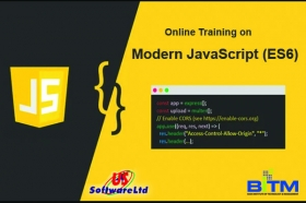 Online Training on Modern JavaScript (ES6)