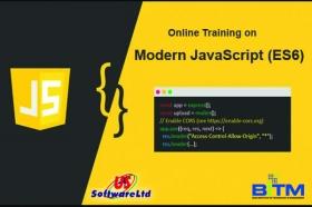 Online Training on Modern JavaScript (ES6)(1st batch)