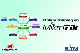 Online Training on Mikrotik