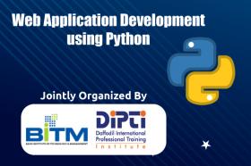 Web Application Development using Python
