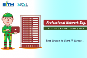 Online Training on Professional Network Engineering