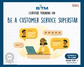 Be a customer service superstar(1st batch)