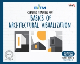 Online Training on BASICS OF ARCHITECTURAL VISUALIZATION