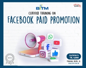 Online Training on Facebook Paid Promotion(1st batch)