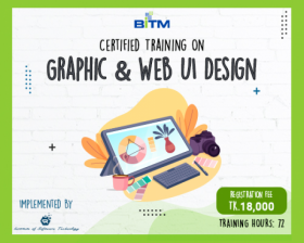 Graphics & Web UI Design