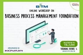 Workshop on Business Process Management Foundation