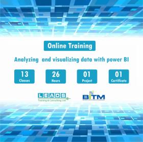 Analyzing and Visualizing Data with Power BI