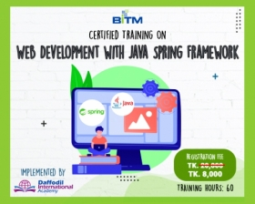 Web Development with Java Spring Framework