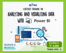 Online Course: Analyzing and Visualizing Data with Power BI