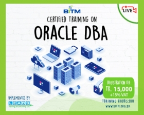 Online Course: Certificate Course On Oracle DBA