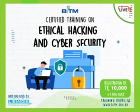 Online Course: Ethical Hacking and Cyber Security
