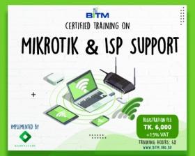 MikroTik & ISP Support