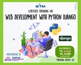 Web Development with Python Django